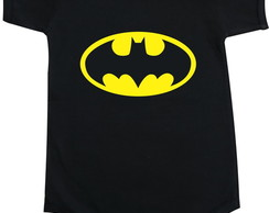 Batman - Body bebê ou Camiseta Infantil