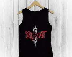 Camisa Regata Feminina Rock Slipknot