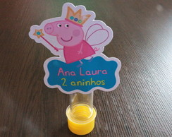 TUBETE PEPPA PIG -PERSONAGEM