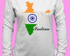 Camiseta India Canoa Longa 1