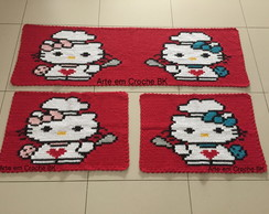 Conjunto Hello Kitty FRETEGRATIS