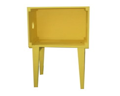 Mesa Lateral Yellow- 75 cm Altura