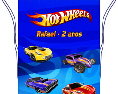 Mochilinha Hot Wheels
