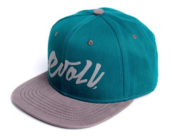 BONÉ SNAPBACK COTTONGREEN