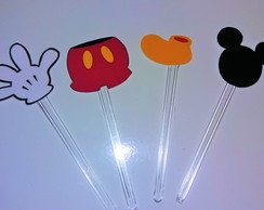 Topper para doces Mickey