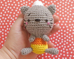 Pattern Amigurumi - Kitty by lily&puka