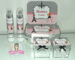 kit festa Barbie Paris
