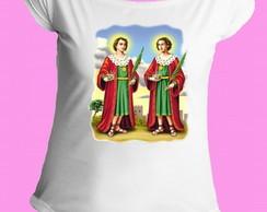 c0e376c604 ... Camiseta Santos Católicos gola canoa 3