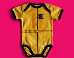 BODY BEBE DIVERTIDO FILME KILL BILL - BABY BILL