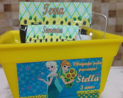 Kit jardinagem Frozen Fever