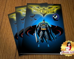 Revista Colorir Com giz Batman