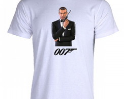 Camiseta 007 - James Bond - 02