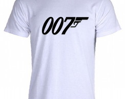 Camiseta 007 - James Bond - 03
