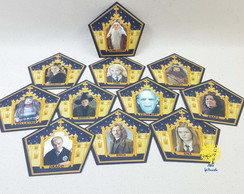 Cards Chocolate Frog