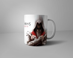 CANECA MAGICA ASSASSIN'S CREED