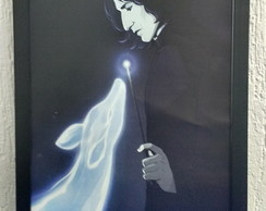 Poster Harry Potter - Severo Snape