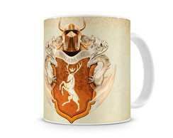 Caneca Game of Thrones Brasão Baratheon