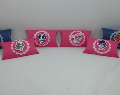 caixa pillow - Littlest Pet Shop
