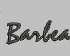 Matriz de Bordado - Barbearia