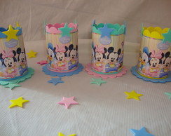 Centro de mesa Turma do Mickey baby