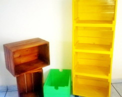 moveis de pallets