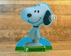 Display para mesa Snoopy
