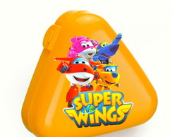 Caixinha Triangular Super wings