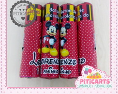 Baton De Chocolate Mickey