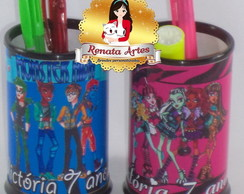 Porta lápis Monster High 3