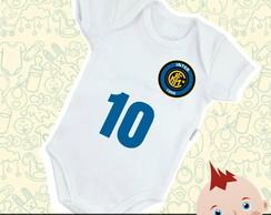 3e3d46d740 ... Body Infantil Bebê Inter de Milão Futebol B560BR