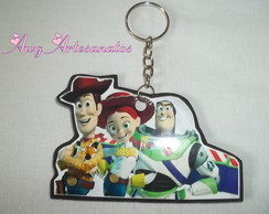 Kit 10 Chaveiro Toy Story