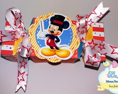 CAIXA BALA 3D - CIRCO DO MICKEY