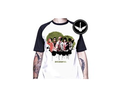Camiseta raglan Big Bang