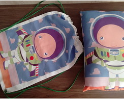 Kit festa do Pijama Toy Story