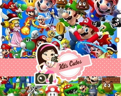 Kit Digital Super Mário Bros 02