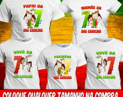 7 Camisetas Detetives do Prédio Azul