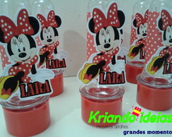 Tubetes pequenos Minnie