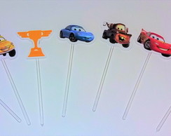 Toppers para doces Carros