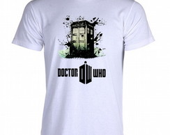 Camiseta Allsgeek Dr Who 01