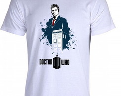 Camiseta Allsgeek Dr Who 05
