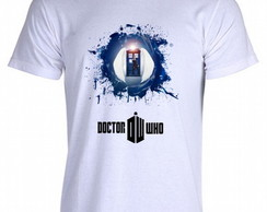 Camiseta Allsgeek Dr Who 07