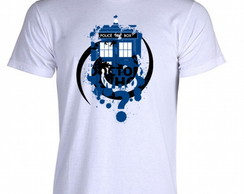 Camiseta Allsgeek Dr Who 08