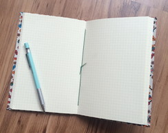 Bullet Journal - quadriculado
