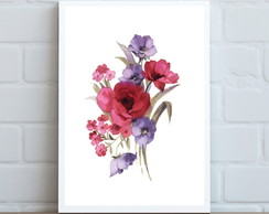 Poster Floral