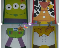 Sacola Personalizada Toy Story