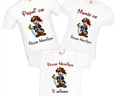 Kit Festa Mickey Pirata