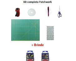 Kit completo para Patchwork