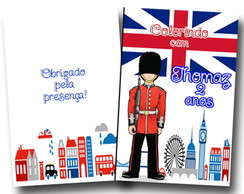 revista colorir soldadinho londres 14x10
