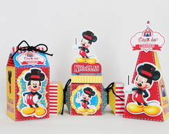 Kit Circo do Mickey
