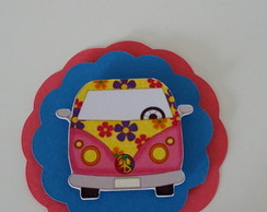 Topper kombi hippie chic
